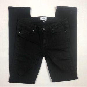 Paige Black Skyline Straight Jeans Size 30